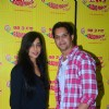 Promotion of Punjabi Film Shareek at Radio Mirchi