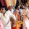 Amitabh Bachchan Visits 160 Years Old Mankeshwar Mandir