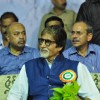 Big B at 'Save the Tiger' Campaign at SGNP