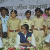 Ministers and Big B at 'Save the Tiger' Campaign at SGNP