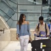 Athiya Shetty Snapped at Airport