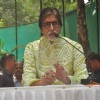 Amitabh Bachchan Celebrates His Birthday With Media