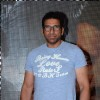 Mukesh Rishi poses for the media at Marathi Film Music Launch