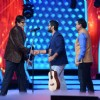 Amitabh Bachchan and Arijit Singh on Aaj Ki Raat Hai Zindagi