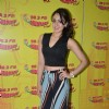 Kushali Kumar Kumar at Radio Mirchi for Promotion of Her Song 'Mainu Ishq De Lag Gaya Rog'