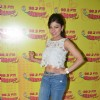 Tulsi Kumar at Radio Mirchi for Promotion of Her Song 'Mainu Ishq De Lag Gaya Rog'