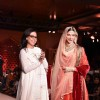 Deepika Padukone Walks for Anju Modi's at Launch of 'Bajirao Mastani' Collection