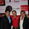 Cyrus Broacha, Mickey Mehta and Kunal Vijaykar at Glam Icon Launch