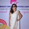Lisa Ray at Breast Cancer Survivors Awareness Conference