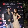 Rocky S and Anusha Dandekar at India Beach Fashion Week Preview