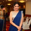Madhoo at Zeba Kohli's Project 7 Exhibition Preview