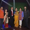 Rishi Kapoor, Divya Dutta, Shabana Azmi, Juhi Chawla and Arya Babbar on the Set of Chalk N Duster