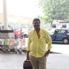 Deepak Shirke Snapped at Airport