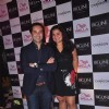 Divya Palat and Aditya Hitkari at Launch JCB Salon's  'Art of Color'