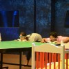 Bigg Boss Nau: Day 18 - Vikas Bhalla and Rochelle Performs Task; Aman Verma Sitting Beside.