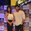Aishwarya Sakhuja and Siddharth Shukla at the Launch of Khatron Ke Khiladi 7