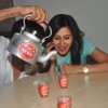 Karanvir Bohra snapped pouring tea at the Announcement of the Film 'Saas Bahu Saajish'