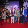 Naseeruddin Shah and Manasi Rachh at Press Meet of  Charlie Ke Chakkar Mein