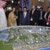 Malaika Arora Khan at Launches 'Dubai Property Show'