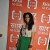 Masumeh Makhija at Launch of Khar Social