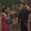 Sonam and Salman for Promotions of PRDP on Sets Sasural Simar Ka and Swaragini