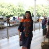 Bhagyashree Patwardhan Snapped at Airport