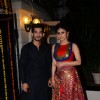 Mouni Roy and Ekta Kapoor'sArjun Bijlani at Ekta Kapoor's Diwali Bash Diwali Bash