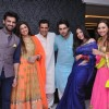 Mohit Malik, Viviaan and Vahbbiz Dsena at Ganesh Hegde's Birthday Bash