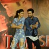 Deepika and Ranbir shaking a leg at Launch of 'Tamasha Chemistry Meter'