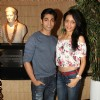 Ruslaan Mumtaz with wife Nirali Mehta at Premiere of Play 'Double Trouble'