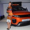 Launch of New Range Rover Evoque