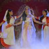 Gracy Singh Performs at Brahma Kumari