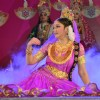 Gracy Singh Graces at Brahma Kumari by her Performance