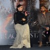 Deepika and Ranveer looking stylish and suave at the Trailer Launch of 'Bajirao Mastani'
