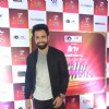 Rithvik Dhanjani at 14th Indian Telly Awards Nomination Ceremony