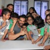 John Abraham at Billabong International School in Thane