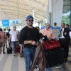 Sreesanth Snapped at Airport