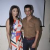 Sharman Joshi and Daisy Shah at Promotions of Hate Story 3