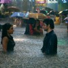 Emraan Hashmi and Soha Ali Khan staring each other