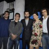 Siddharth, Sajid, Ranbir, Deepika, Imtiaz at Success Bash of 'Tamasha'