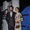 Ranbir and Deepika at Success Bash of 'Tamasha'