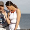 A still image of Sohail and Kareena