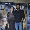 Aditi Rao Hydari and Farhan Akhtar at Promotions of 'Wazir'