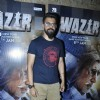Bejoy Nambiar at Promotions of 'Wazir'