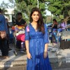 'Pretty' Shriya Saran Snapped at Airport
