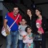 Bakhtiyaar Irani and Tanaz Irani with their Family Attend Ali Asgar's Play