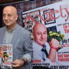 Veteran Actor Anupam Kher at Cover Launch of Society Magazine