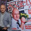 Anupam Kher Launches the cover of Society Magazine