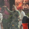 Ranveer Singh performing at Promotions of 'Bajirao Mastani' on 'Swaragini'