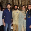 Mahesh Babu and Namrata Shirodkar at Priyanka Dutt and Nag Ashwin's Wedding Reception